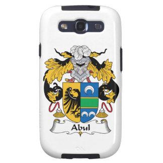 Escudo de la familia de Abul Galaxy S3 Cobertura
