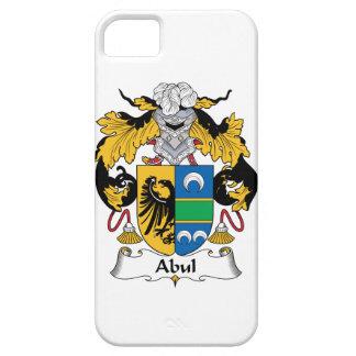 Escudo de la familia de Abul iPhone 5 Carcasa