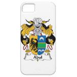 Escudo de la familia de Abul iPhone 5 Fundas