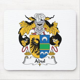 Escudo de la familia de Abul Mousepad