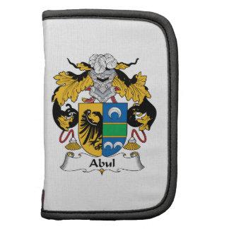Escudo de la familia de Abul Organizadores