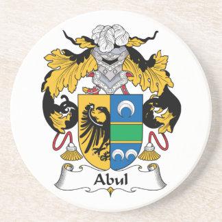 Escudo de la familia de Abul Posavaso Para Bebida