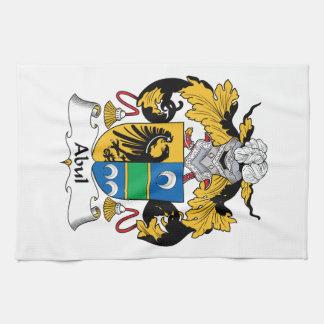 Escudo de la familia de Abul Toallas