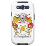 Escudo de la familia de Achalandabaso Galaxy S3 Cárcasa