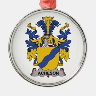 Escudo de la familia de Acheson Adorno Para Reyes