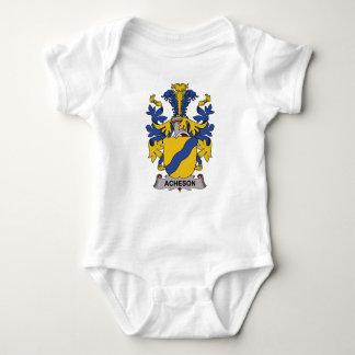 Escudo de la familia de Acheson Camisas