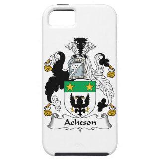 Escudo de la familia de Acheson iPhone 5 Case-Mate Cárcasa