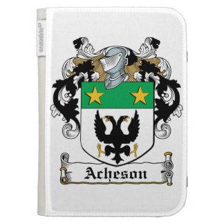 Escudo de la familia de Acheson