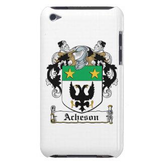 Escudo de la familia de Acheson iPod Touch Cobertura