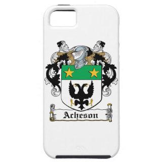 Escudo de la familia de Acheson iPhone 5 Case-Mate Funda