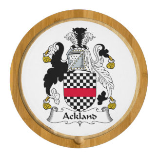 Escudo de la familia de Ackland
