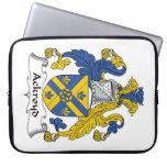 Escudo de la familia de Ackroyd Funda Computadora