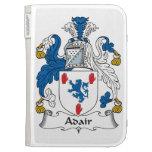 Escudo de la familia de Adair