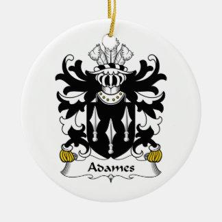 Escudo de la familia de Adames Ornamento De Reyes Magos