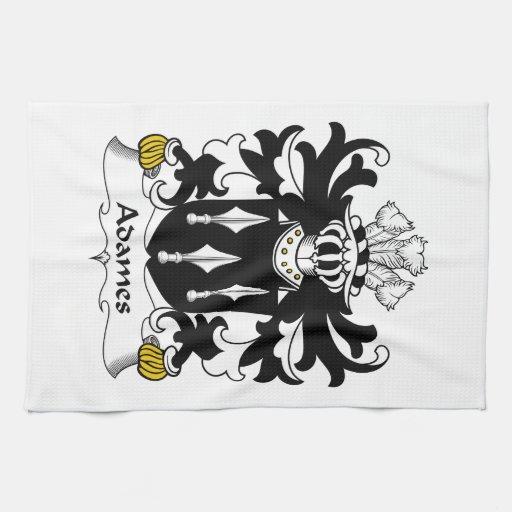 Escudo de la familia de Adames Toalla