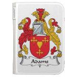 Escudo de la familia de Adams