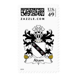 Escudo de la familia de Adán Franqueo