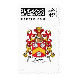Escudo de la familia de Adán Envio