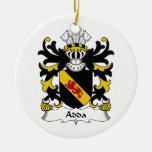 Escudo de la familia de Adda Ornamentos De Reyes Magos