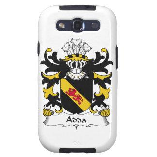 Escudo de la familia de Adda Galaxy SIII Cárcasa