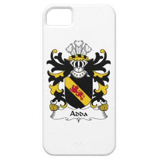 Escudo de la familia de Adda iPhone 5 Case-Mate Cárcasa