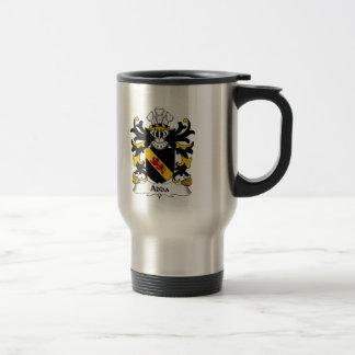 Escudo de la familia de Adda Taza De Café