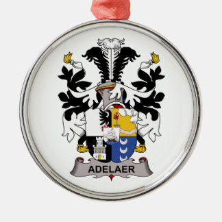 Escudo de la familia de Adelaer Adorno Para Reyes