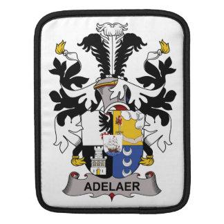 Escudo de la familia de Adelaer Funda Para iPads