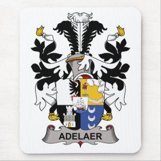 Escudo de la familia de Adelaer Tapetes De Ratón