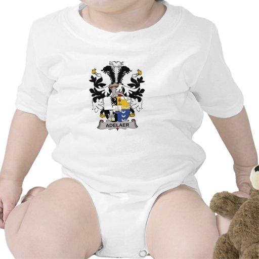 Escudo de la familia de Adelaer Trajes De Bebé