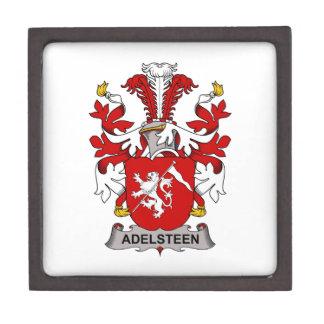 Escudo de la familia de Adelsteen Caja De Joyas De Calidad