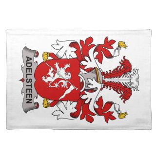 Escudo de la familia de Adelsteen Mantel