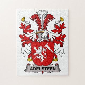Escudo de la familia de Adelsteen Rompecabezas