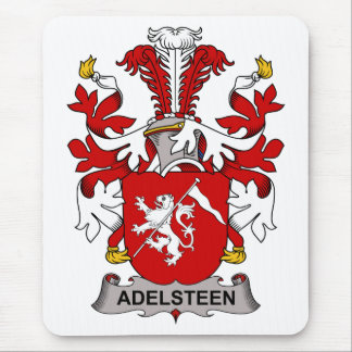 Escudo de la familia de Adelsteen Alfombrilla De Ratones