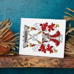 Escudo de la familia de Aderen Placas Con Fotos