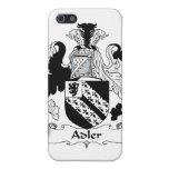 Escudo de la familia de Adler iPhone 5 Protector