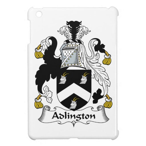 Escudo de la familia de Adlington