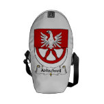 Escudo de la familia de Adlischwil Bolsa De Mensajería