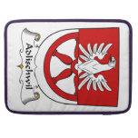 Escudo de la familia de Adlischwil Funda Macbook Pro