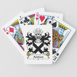 Escudo de la familia de Aeddan Cartas De Juego
