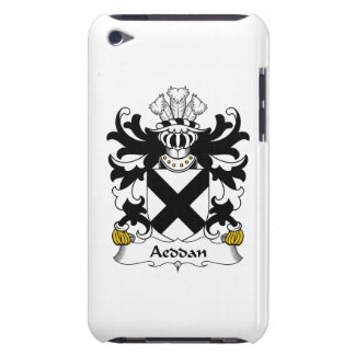 Escudo de la familia de Aeddan iPod Case-Mate Cobertura