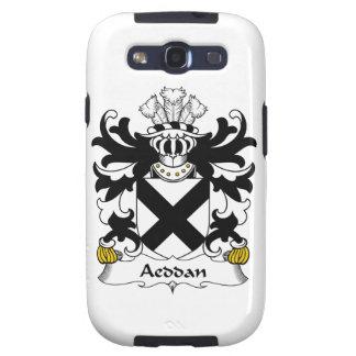 Escudo de la familia de Aeddan Samsung Galaxy S3 Carcasas
