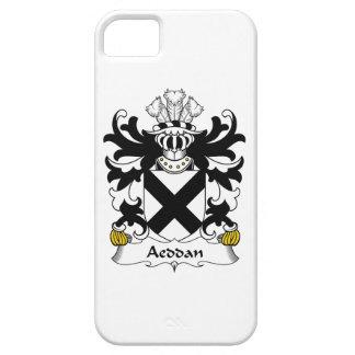 Escudo de la familia de Aeddan iPhone 5 Case-Mate Protectores