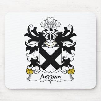 Escudo de la familia de Aeddan Mouse Pad