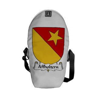 Escudo de la familia de Affholtern Bolsa De Mensajeria