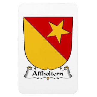 Escudo de la familia de Affholtern Imán