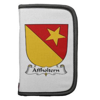 Escudo de la familia de Affholtern Organizador