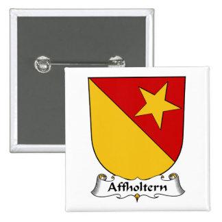 Escudo de la familia de Affholtern Pins