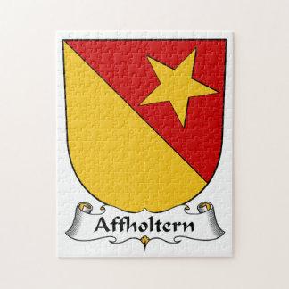 Escudo de la familia de Affholtern Rompecabeza