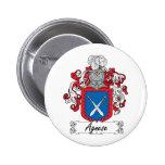 Escudo de la familia de Agnese Pins